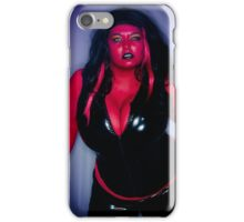 Red She Hulk  iPhone Case/Skin