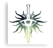 Dragon Age - Inquisition Symbol Canvas Print