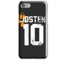 josten jersey2 iPhone Case/Skin