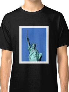 Statue of Liberty with Flute! Classic T-Shirt