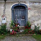 Blue doors by Dalmatinka