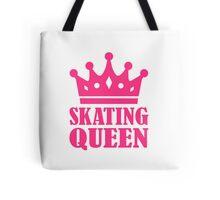 Skating Queen Tote Bag