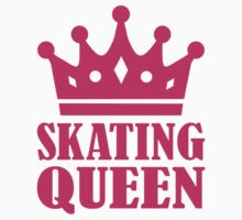 Skating Queen by Designzz