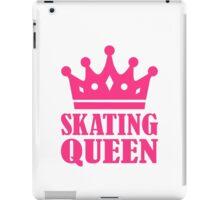 Skating Queen iPad Case/Skin