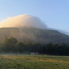 Majuba Berg / Mountain, Also known as the Amajuba Berg / Mountain, 27 February. Natal, South Africa by Qnita