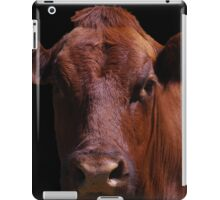 Cow Out Of The Dark iPad Case/Skin