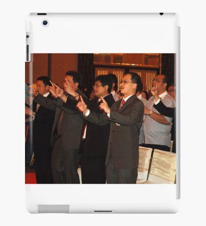 AXA Financial Indonesia bosses iPad Case/Skin