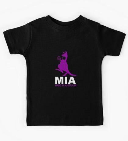 MIA - Made in Australia - PURP Kids Tee