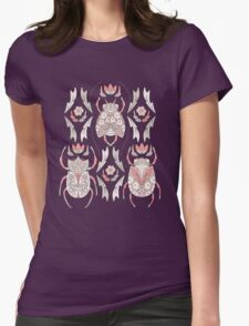 Grotesque Beauty Womens Fitted T-Shirt