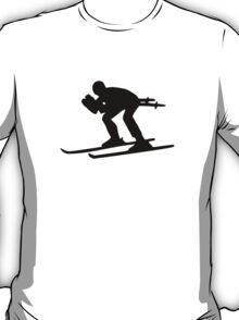 Downhill ski T-Shirt