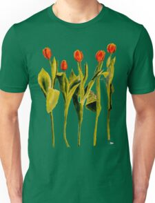 Five Tulips Unisex T-Shirt