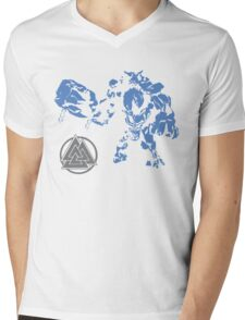 Smite- Ymir Father of Frost Giants Mens V-Neck T-Shirt