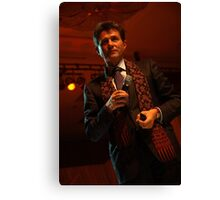 AXA CEO-Henri de Castries Canvas Print