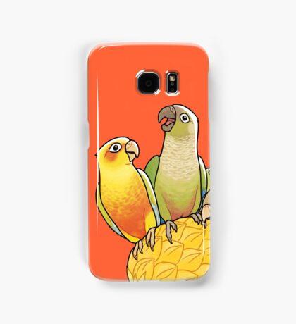 Green Cheek Paradise Samsung Galaxy Case/Skin