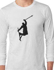 Freestyle ski jump Long Sleeve T-Shirt