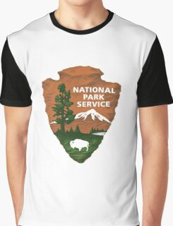 National Park Service Graphic T-Shirt