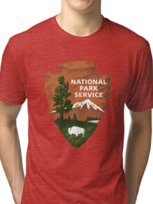 National Park Service Tri-blend T-Shirt