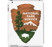 National Park Service iPad Case/Skin