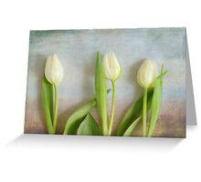 Tulips - JUSTART ©  Greeting Card