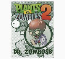 the bossman zombie Kids Clothes