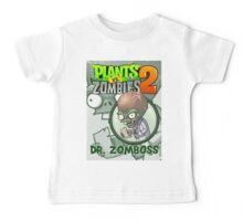 the bossman zombie Baby Tee