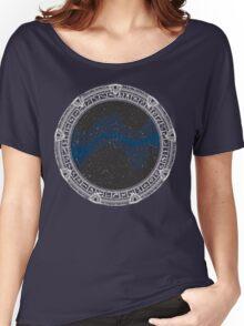 Stargate (white) Women's Relaxed Fit T-Shirt