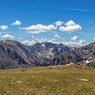 Rocky Mountain National Park Pano #3 by Paul Danger Kile