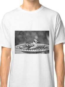Bird Bath Classic T-Shirt