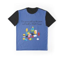 LEGO house Graphic T-Shirt