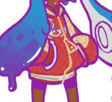 Happy Inkling Sticker