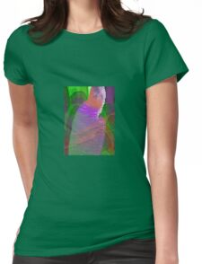 Exuberance Womens Fitted T-Shirt