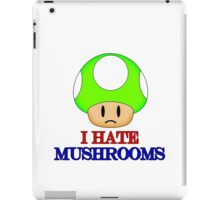 Mushroom 1UP iPad Case/Skin