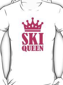 Ski Queen champion T-Shirt