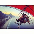I'd Rather Be...Flying over Rio by omhafez