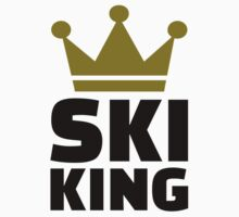 Ski King champion by Designzz