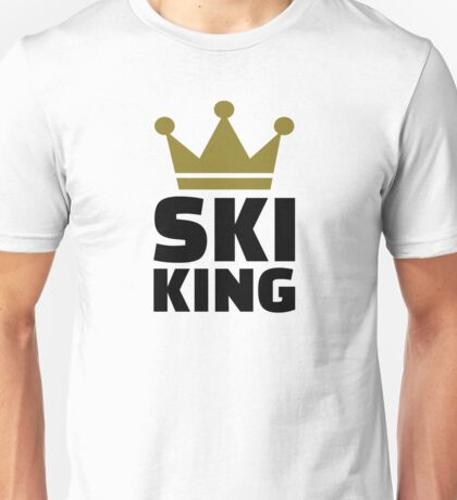 Ski King champion Unisex T-Shirt