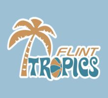 Flint Tropics Retro by johnbjwilson
