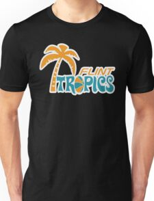 Flint Tropics Retro Unisex T-Shirt