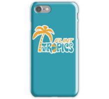 Flint Tropics Retro iPhone Case/Skin