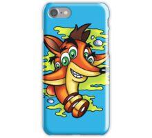 Crash Bandicoocoo iPhone Case/Skin