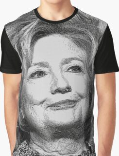 Hillary Clinton Graphic T-Shirt