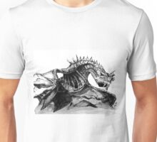 Paarthurnax, Skyrim, Elderscrolls, Fantasy Art, Video Games Unisex T-Shirt