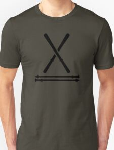 Ski equipment T-Shirt