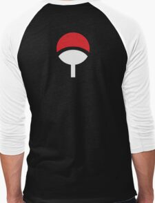 Klan Uchiha Men's Baseball ¾ T-Shirt