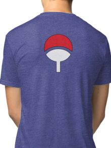 Klan Uchiha Tri-blend T-Shirt