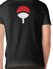 Klan Uchiha Mens V-Neck T-Shirt