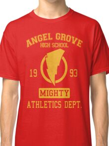 Angel Grove H.S. Classic T-Shirt