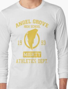 Angel Grove H.S. Long Sleeve T-Shirt