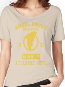 Angel Grove H.S. Women's Relaxed Fit T-Shirt