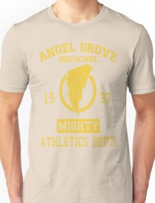 Angel Grove H.S. Unisex T-Shirt